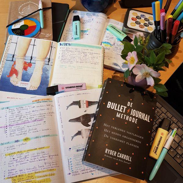 blog:Bullet Journal Methode: Vinden wat werkt voor jou