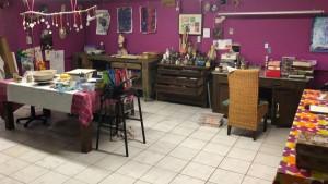 Locatie Sabine's atelier